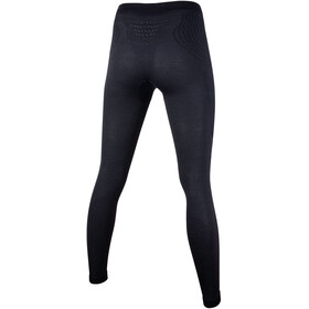 UYN Fusyon UW Pantalones Largos Mujer, black/anthracite/anthracite